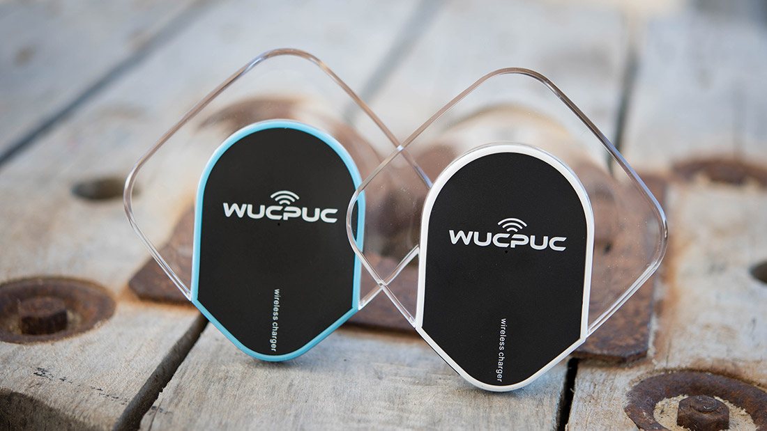 WucPuc wireless charger for mobile devices