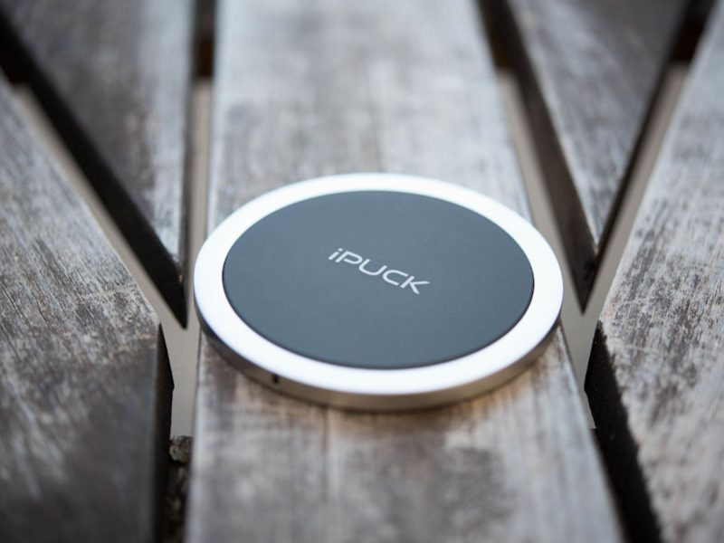 iPuck Wireless Mobile Charger