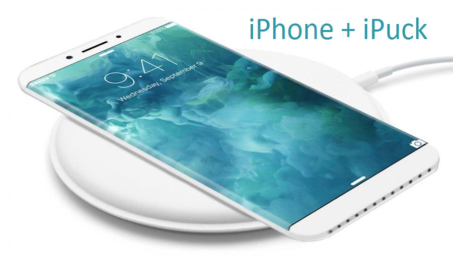 Iphone 8 and Wireless Charging